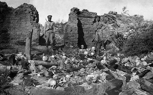 Armenian Genocide-1915