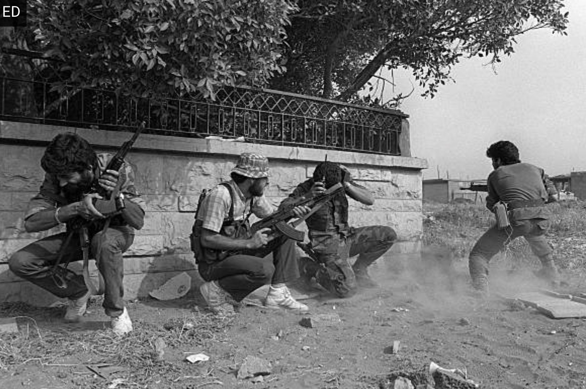 Amal Fighters, Lebanon