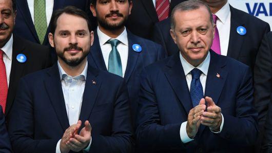 Berat Albayrak & Reyycip Erdogan