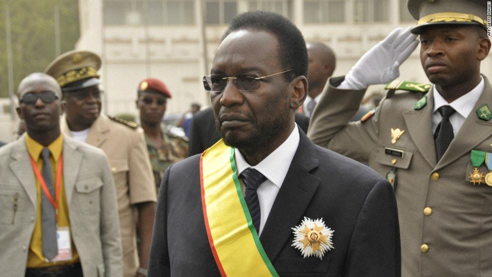 Doincounda Tratoe- Mali Crisis