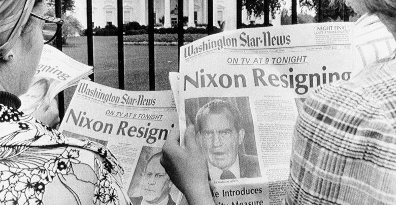 Watergate Headlines