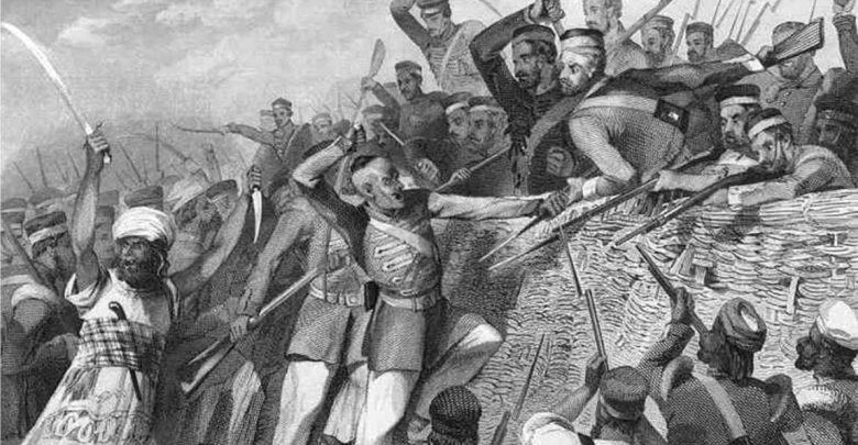 Indian Revolt of 1857