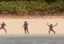 Sentinelese Islanders
