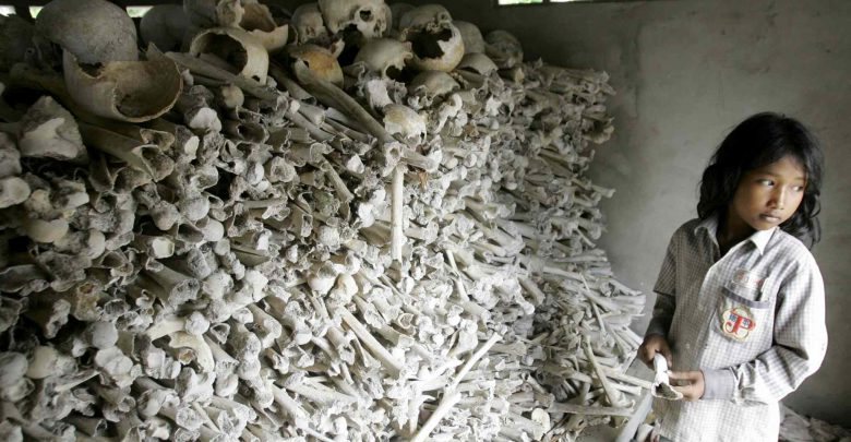 Genocide in Cambodia