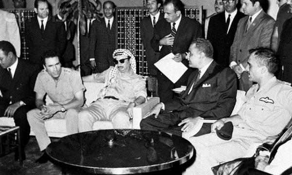 Yasser Arafat and Palestinian Liberation