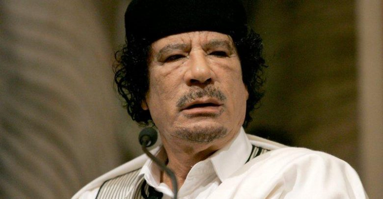 The Fall of Gaddafi and the Rebuilding of Libya
