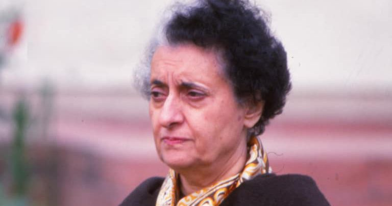 Who Was Indira Gandhi? Women in History