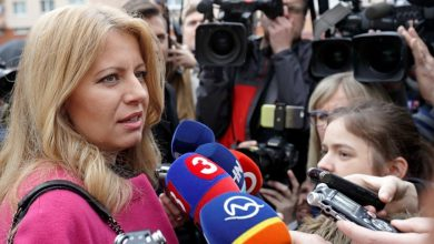 The First Female President of Slovakia